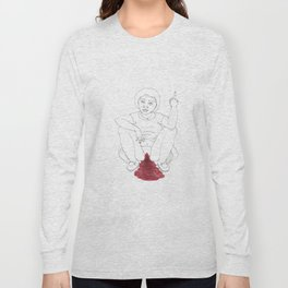 period angst Long Sleeve T-shirt