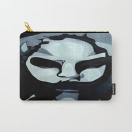 Sinister Zombie- Zombie Painting Carry-All Pouch