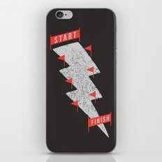 slalom iPhone & iPod Skin