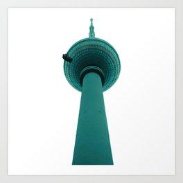 Berlin Berlin Art Print