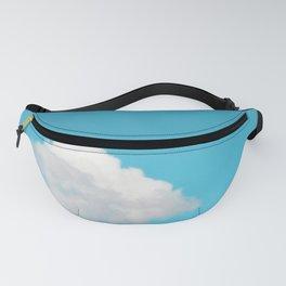 Happy Cloud Fanny Pack
