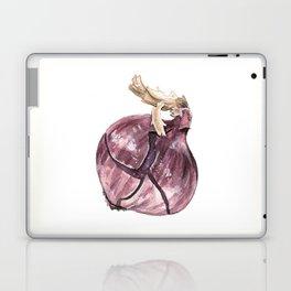 Red Onion Laptop & iPad Skin