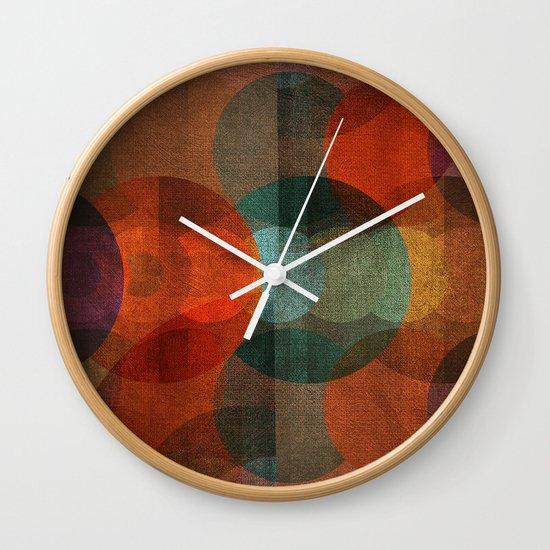 Textures/Abstract 80 Wall Clock