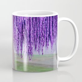Purple Fantasy Willow tree Coffee Mug