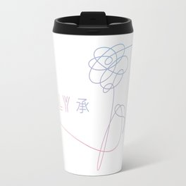 BTS Love Yourself Travel Mug