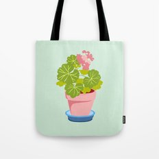 Geranium #2 Tote Bag