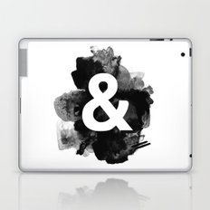 Ampersand Paint Laptop & iPad Skin