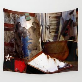 The Cowboy Boot Wall Tapestry