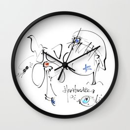 haritsadee 14 Wall Clock