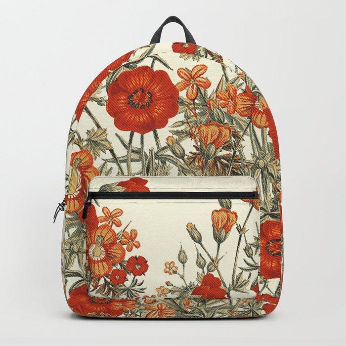 Vintage Garden 10 (Sunset Beauty) Backpack