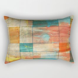 MidMod Art 5.0 Graffiti Rectangular Pillow