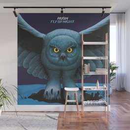 Rush Fly By Night Wall Mural