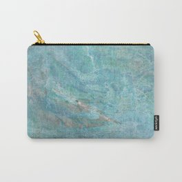 Portal to the Divine: Abstract Graphic Design Carry-All Pouch