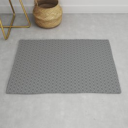 Sophisticated Circles Rug