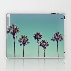 California Palm Trees Laptop & iPad Skin
