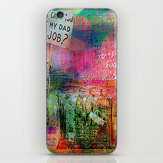 Slice of America 7 iPhone & iPod Skin
