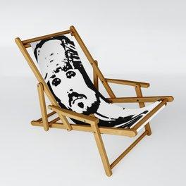 pirates caribbean sea Sling Chair