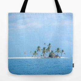 The San Blas Islands in Panama Tote Bag