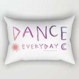 DANCE EVERYDAY Rectangular Pillow