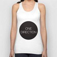 one direction Tank Tops featuring One Direction by harrystyless