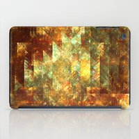 crystals iPad Cases featuring Crystals by Rhawrbhawrburr