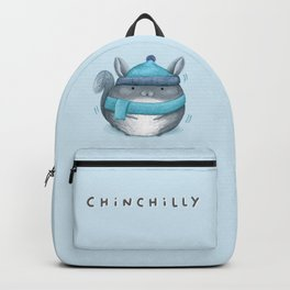 Chinchilly Backpack