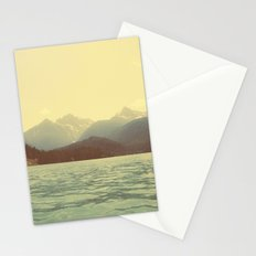 You are a ghost to me - Diablo Lake Stationery Cards
