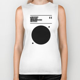 THE ABSENCE OF EVIDENCE Biker Tank