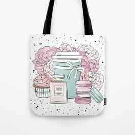 Sweet Life CC Tote Bag