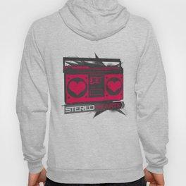 Stereo Hearts Hoody