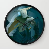 doom Wall Clocks featuring DOOM by orlando arocena ~ olo409- Mexifunk