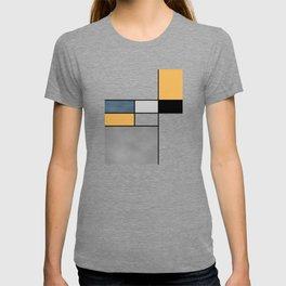 Mondrian inspiration T-shirt