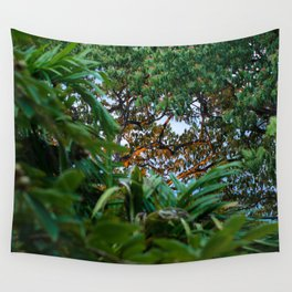Trees in Siem Reap  Wall Tapestry