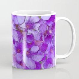 Purple Oxalis Coffee Mug