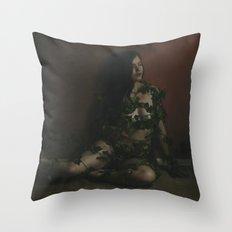 SWEET BLOOM Throw Pillow