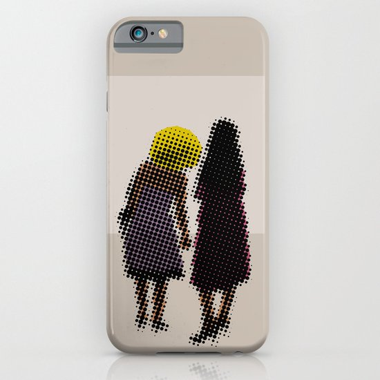 She tried, but all she could see was the missing picture iPhone & iPod Case