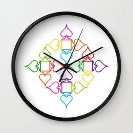 As Wall Clock