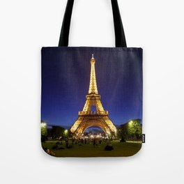 Eiffel evening Tote Bag
