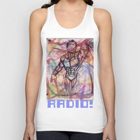 swim Tank Tops featuring swim by RADIO
