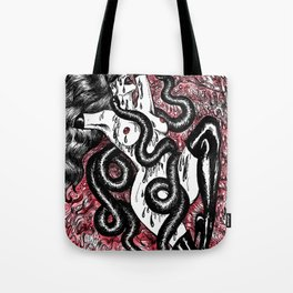 Black Snake Moan Tote Bag