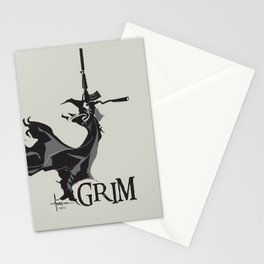 GRIM Stationery Cards