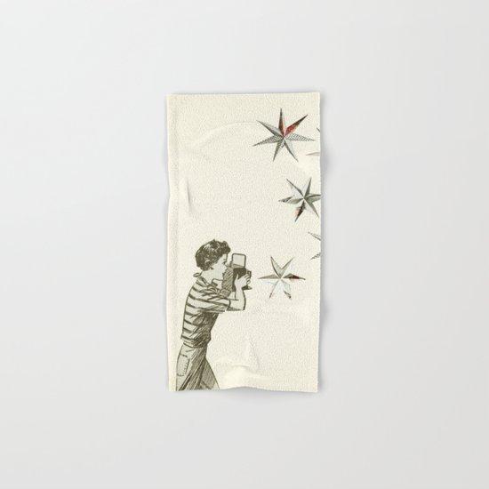 Shutterbug Hand & Bath Towel