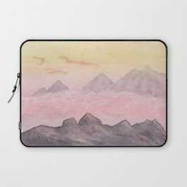 Pink Valley Laptop Sleeve