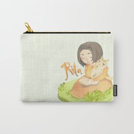 rita Carry-All Pouch