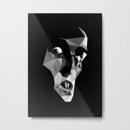 Strigoi Metal Print