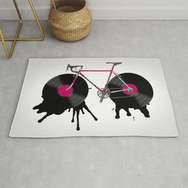 bicycle Rug