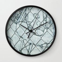 #STREETART MIAMI by Jay Hops Wall Clock