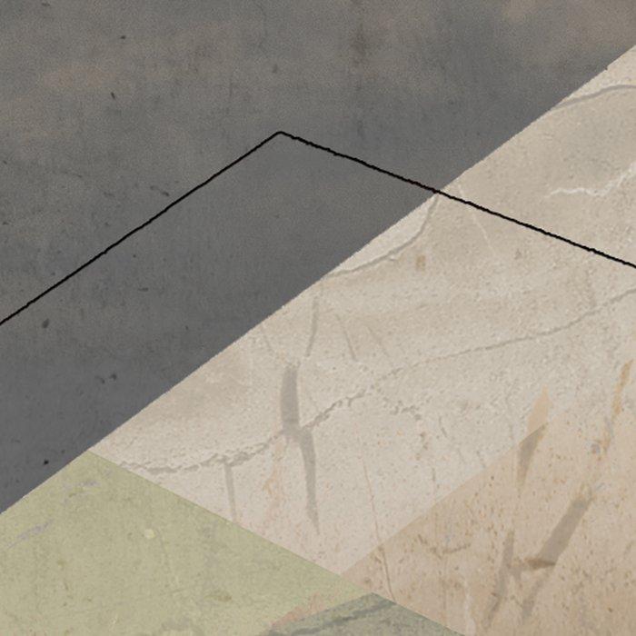 Geometric Sunrise Leggings