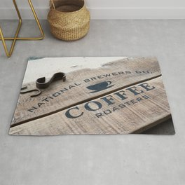 Coffee Crate Rug