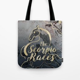 The Scorpio Races - I Will Ride Tote Bag